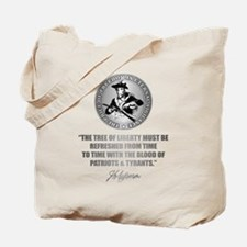 (Eternal Vigilance) Blood of Patriots Tote Bag