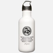 (Eternal Vigilance) Bl Water Bottle