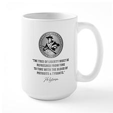 (Eternal Vigilance) Blood of Patriots Mug