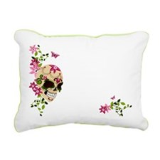 StargazersButterfly Rectangular Canvas Pillow