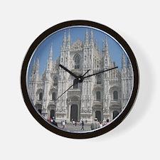 The Milan Cathedral Wall Clock