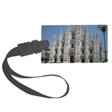The Milan Cathedral Luggage Tag
