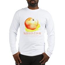 """""""Kitchen Divas"""" Long Sleeve T-Shirt"""