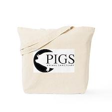 PIGS Logo Tote Bag