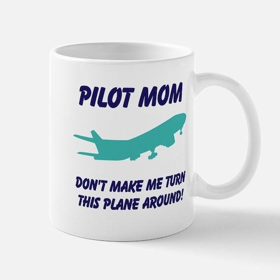 Pilot Mom Mugs