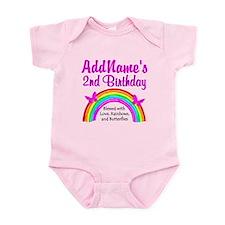 DARLING 2 YR OLD Infant Bodysuit