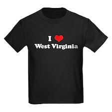 I Love West Virginia -  T