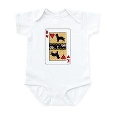 King Pyrenean Infant Bodysuit