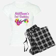 2 YR OLD ROCK STAR Pajamas