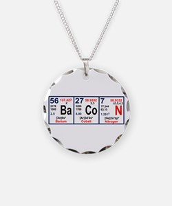 Elements of Bacon Necklace