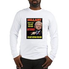 WILD BILL Long Sleeve T-Shirt