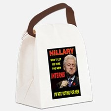 WILD BILL Canvas Lunch Bag