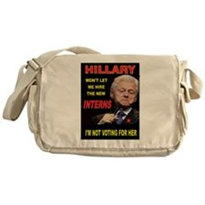 WILD BILL Messenger Bag