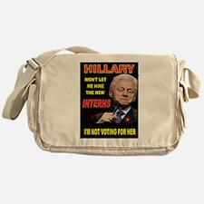 WILD BILL Messenger Bag