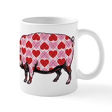 Pig of My Heart Mugs