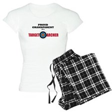 Proud Grandparent Target Archer Pajamas