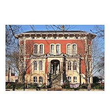 Reddick Mansion Postcards (Package Of 8) Postcards