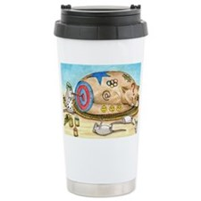 Cat 337 Travel Mug