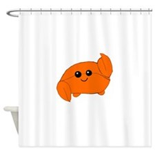 crab 3 Shower Curtain