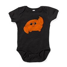 crab 3 Baby Bodysuit