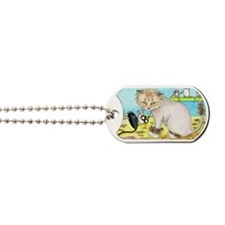 Cat 402 Dog Tags
