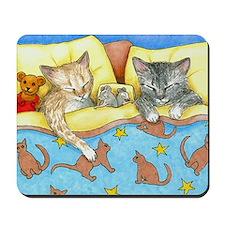 Cat 404 Mousepad