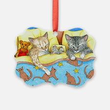 Cat 404 Ornament