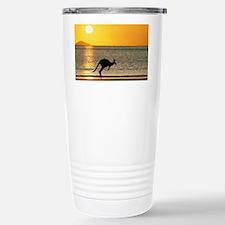 Australian Kangaroo on  Travel Mug