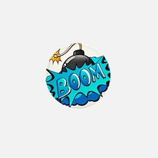 BOMB BOOM Mini Button