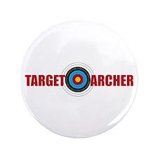 """Target Archer 3.5&Quot; 3.5"""" Button"""