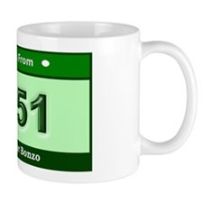 1951 Bonzo Mug