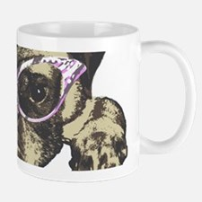 Pug in Pink. For any one that loves pug Mug