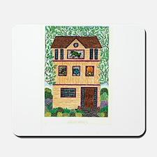 Girdners Hoppy House Mousepad