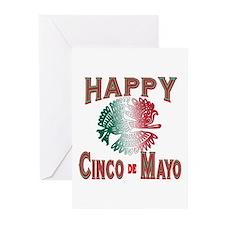 HAPPY CINCO DE MAYO Greeting Cards (Pk of 10)