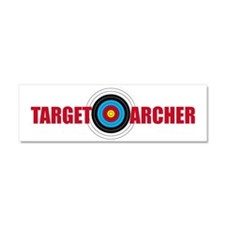 Target Archer Car Magnet 10 X 3 Car Magnet 10 X 3