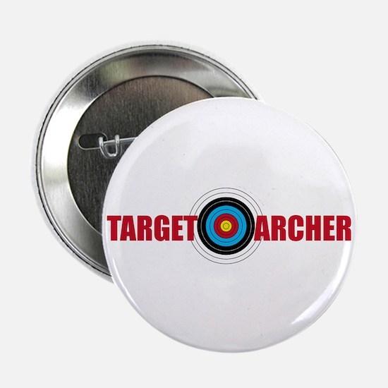 """Target Archer 2.25&Quot; 2.25"""" Button"""