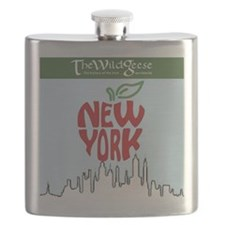 The Wild Geese in NYC Flask