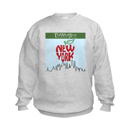 The Wild Geese in NYC Sweatshirt