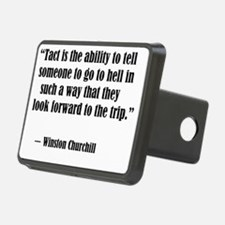tact:Winston Churchhill Hitch Cover
