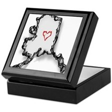 Alaska Love Keepsake Box