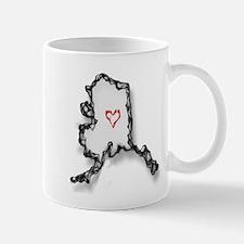 Alaska Love Mugs