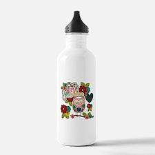 owl love forever Water Bottle
