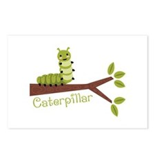 Caterpillar Postcards (Package of 8)