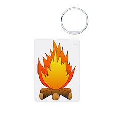 Campfire  Keychains