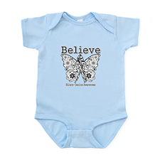 Believe Ehlers Danlos Butterfly Body Suit