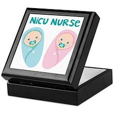 NICU NURSE Keepsake Box