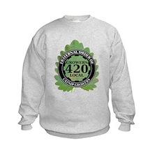 Catnip Growers Sweatshirt