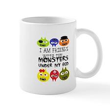 friend monster Mugs