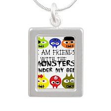 friend monster Necklaces