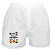 friend monster Boxer Shorts
